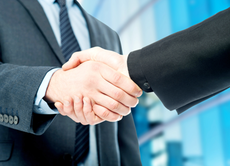 고객에게 신뢰받는 기업